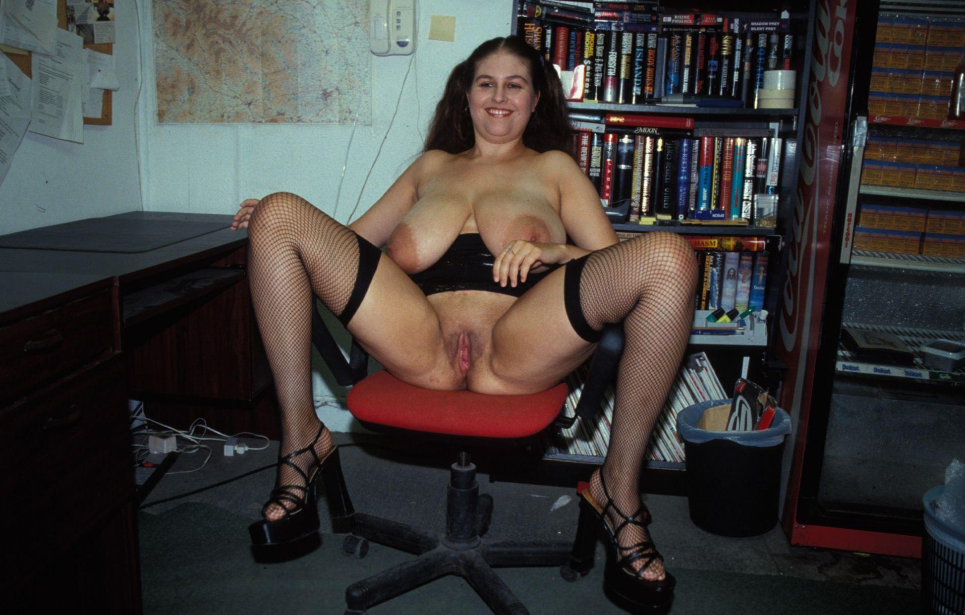 versaute Nacktaufnahmen